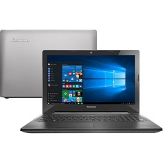 "Notebook Lenovo G Intel Core i5 5200U 5ª Geração 4GB de RAM HD 1 TB 15,6"" Windows 10 Home G50-80"