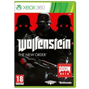 Jogo Wolfenstein: The New Order Xbox 360 Bethesda