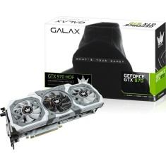 Placa de Video NVIDIA GeForce GTX 980 4 GB GDDR5 256 Bits Galax 98NQH6DND2TX