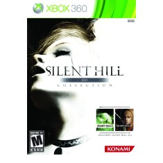 Jogo Silent Hill HD Collection Xbox 360 Konami
