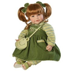 Boneca Froggy Fun Girl Adora Doll