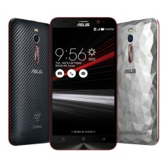 Smartphone Asus Zenfone 2 Deluxe Special Edition 128GB 13,0 MP 2 Chips Android 5.0 (Lollipop) 3G 4G Wi-Fi