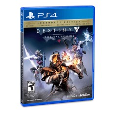 Jogo Destiny The Taken King PS4 Activision