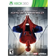Jogo The Amazing Spider Man 2 Xbox 360 Activision