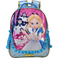 Mochila Escolar Xeryus Alice In Wonderland 14 5923