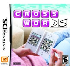 Jogo Crosswords Nintendo DS