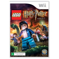Jogo Lego Harry Potter Years 5-7 Wii Warner Bros