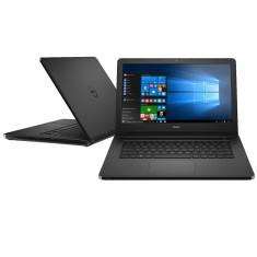 "Notebook Dell Inspiron 5000 Intel Core i3 5005U 4GB de RAM HD 500 GB 14"" Windows 10 I14-5458-B05P"