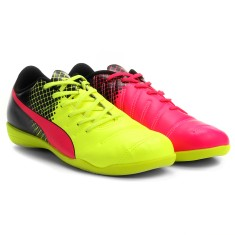 Tênis Puma Masculino Futsal Evopower 4.3 Tricks IT