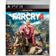 Jogo Far Cry 4 PlayStation 3 Ubisoft