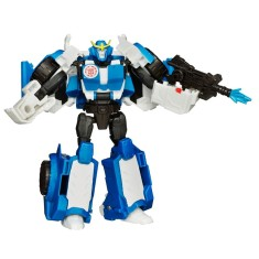 Boneco Transformers StronGarm Robots In Disguise Warriors B0070 - Hasbro
