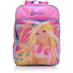 Mochila Escolar Sestini Barbie 16M Plus 63851 G