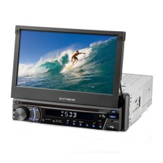 "DVD Player Automotivo Multilaser 7 "" Extreme P3296"