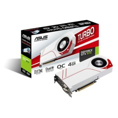 Placa de Video NVIDIA GeForce GTX 970 4 GB GDDR5 256 Bits Asus TURBO-GTX970-OC-4GD5