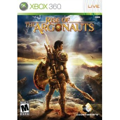 Jogo Rise Of The Argonauts Xbox 360 Codemasters