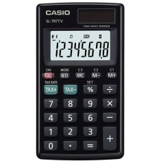 Calculadora De Bolso Casio SL-797TV