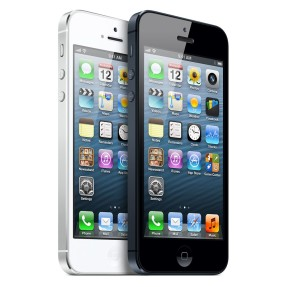 Smartphone Apple iPhone 5 64GB Câmera 8,0 MP Desbloqueado iOS 6 3G Wi-Fi
