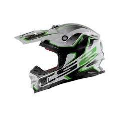 Capacete LS2 MX456 Compass Off-Road