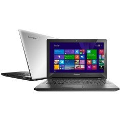 "Notebook Lenovo Intel Core i7 4500U 4ª Geração 4GB de RAM HD 1 TB 14"" Windows 8.1 G40-70"