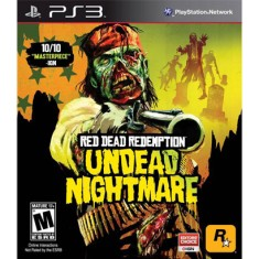Jogo Red Dead Redemption: Undead Nightmare Collection PlayStation 3 Rockstar