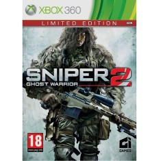 Jogo Sniper: Ghost Warrior 2 Xbox 360 CI Games