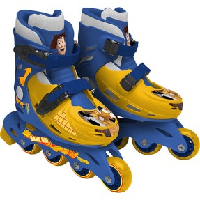 Patins In-Line Toy Story DTC 3084
