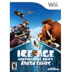 Jogo Ice Age: Continent Drift Wii Activision