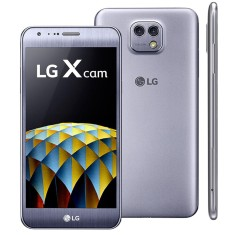 Smartphone LG X X Cam KK580DSF 16GB 13,0 MP 2 Chips Android 6.0 (Marshmallow) 3G 4G Wi-Fi