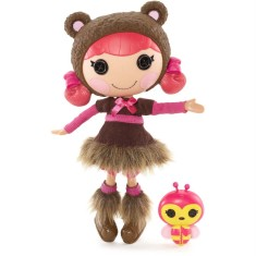 Boneca Lalaloopsy Teddy Honey Pots Buba