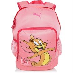 Mochila Escolar Puma Tom e Jerry 14 Litros Jerry
