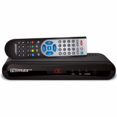 Receptor de TV Digital USB HDMI CHD 2000 HD Max Cromus