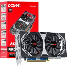 Placa de Video ATI Radeon R7 260X 1 GB GDDR5 128 Bits PCYes PH260X12801D5