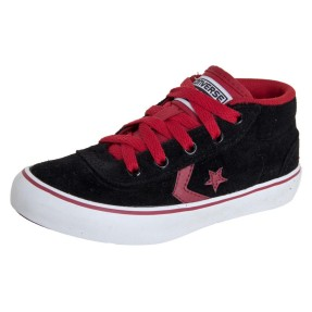 Tênis Converse All Star Infantil (Unissex) Wells Mid Casual