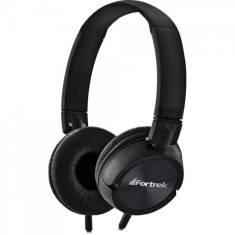 Headphone com Microfone Fortrek HMF-501BK