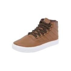 Tênis Ride Skateboards Masculino Mid Stripes Casual