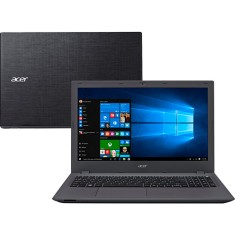"Notebook Acer Aspire E Intel Core i5 5200U 5ª Geração 4GB de RAM HD 1 TB 15,6"" Windows 10 E5-573-541L"