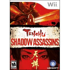 Jogo Tenchu Shadow Assassins Wii Ubisoft