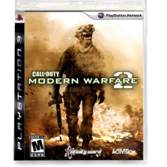 Jogo Call of Duty: Modern Warfare 2 PlayStation 3 Activision