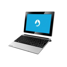 "Notebook Conversível Positivo Duo Intel Atom Z3735G 1GB de RAM SSD 16 GB 10,1"" Touchscreen Windows 10 Home ZX3040"