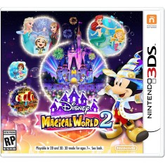Jogo Disney Magical World 2 Nintendo 3DS