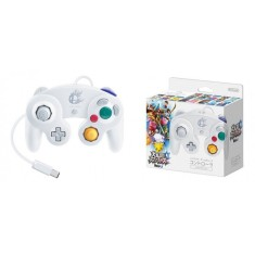 Controle Wii Wii U Wired Fight Pad Super Smash Bros - Hori