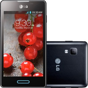 Smartphone LG Optimus L5 II 4GB E450 5,0 MP Android 4.1 (Jelly Bean) 3G Wi-Fi