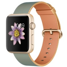 Relógio Apple Watch Sport Gold