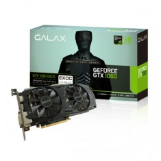 Placa de Video NVIDIA GeForce GTX 1060 3 GB GDDR5 192 Bits Galax 60NNH7DVM6O3