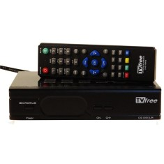 Receptor de TV Digital Cad1000 Slim Cromus