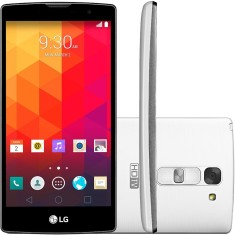 Smartphone LG Prime Plus TV Digital 8GB H502TV 8,0 MP 2 Chips Android 5.0 (Lollipop) 3G Wi-Fi