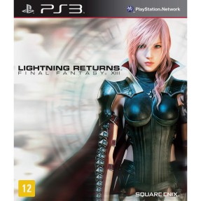 Jogo Final Fantasy XIII: Lightning Returns PlayStation 3 Square Enix