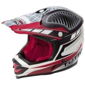 Capacete Tutto Moto Cross Off-Road
