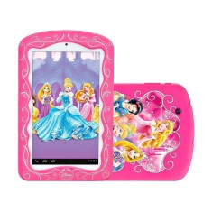 "Tablet Tectoy Princesas 8GB LCD 7"" Android 4.2 (Jelly Bean Plus) 2 MP TT-5300i"