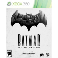 Jogo Batman The Telltale Series Xbox 360 Telltale